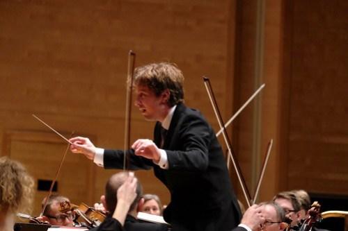 Daniel Blendulf med Norrköpings Symfoniorkester