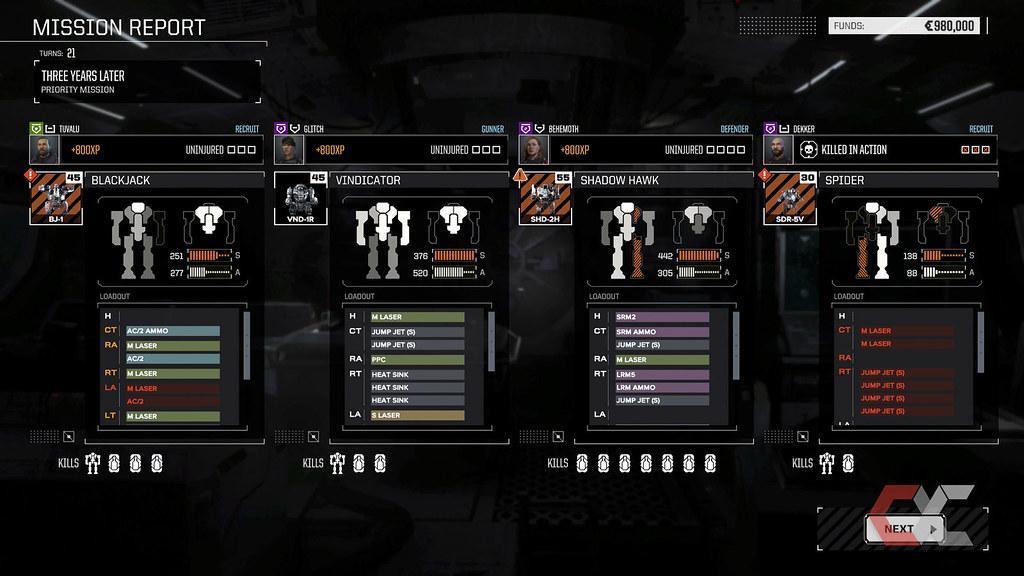 Battletech Review - OverCluster 09