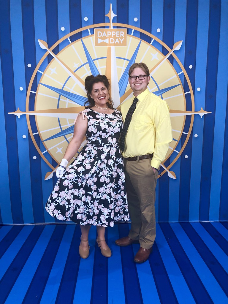 Dapper Day 1