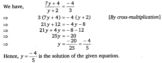 NCERT Solutions for Class 8 Maths Chapter 2 Linear Equations In One Variable 70