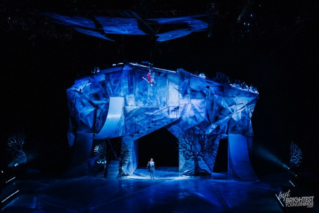 Cirque Du Soleil Crystal Opening Night-8236