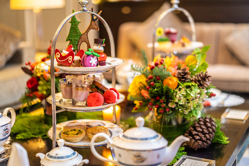 Christmas Afternoon Tea 2