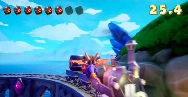 Spyro Reignited Trilogy - 써니 플라이트
