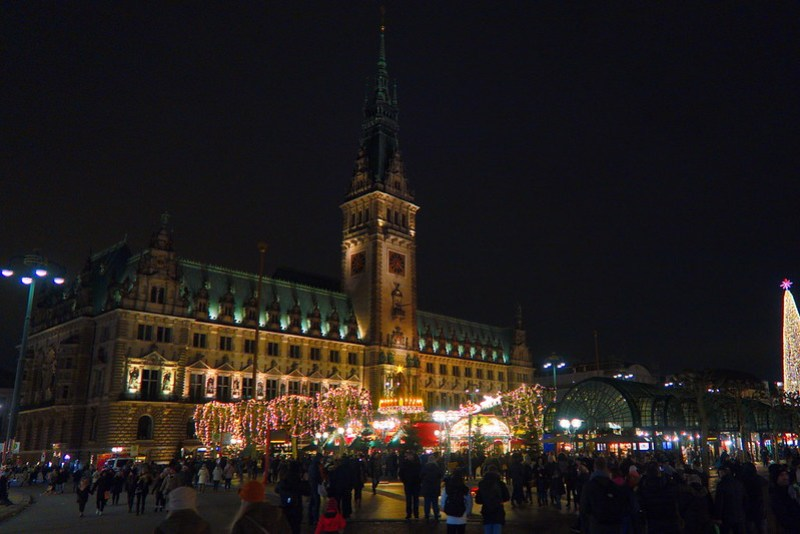 Hamburg Weihnachten 2018