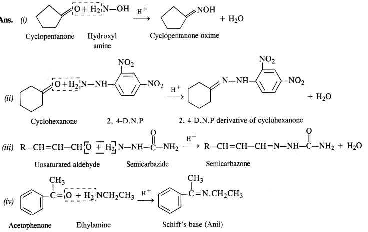 NCERT Solutions for Class 12 Chemistry Chapter 12 Aldehydes, Ketones and Carboxylic Acids te5a