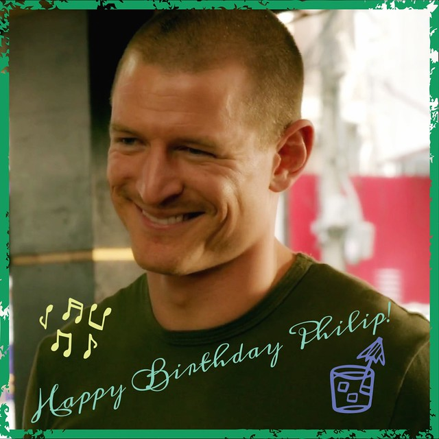 Happy Birthday Philip Winchester