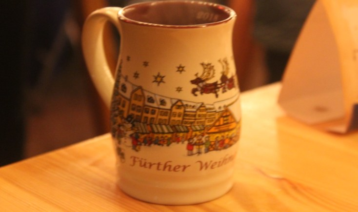 gluhwein cup