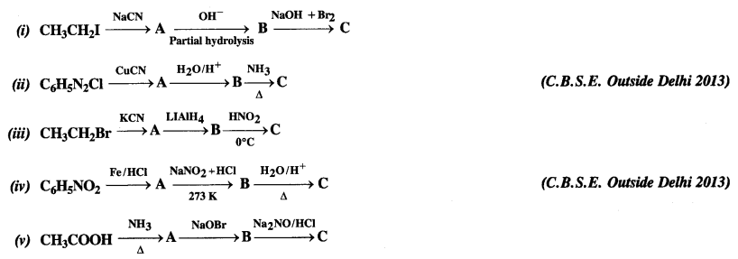 NCERT Solutions for Class 12 Chemistry e9