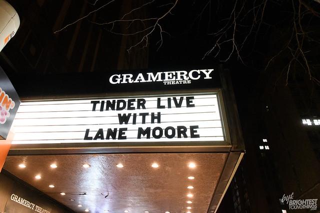 Tinder Live – True Crime Edition!