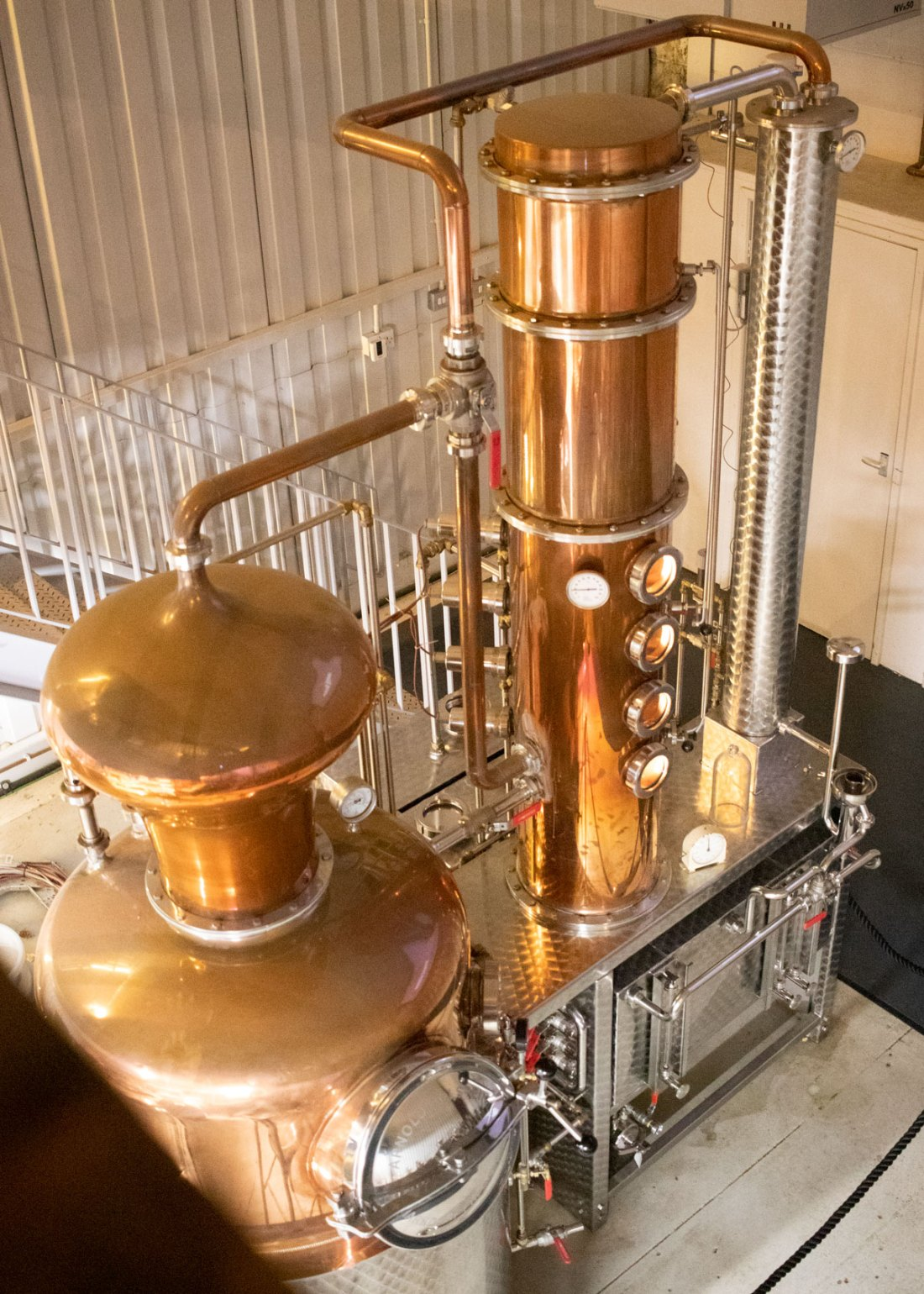 Manchester-Three-Rivers-Gin-Distillery-Experience