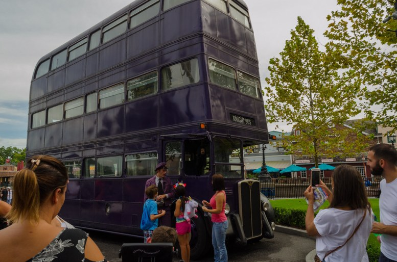 Knight Bus @ Universal Studios Florida. 2018.