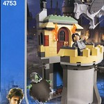 LEGO 4753 Sirius Black's Escape (2004)