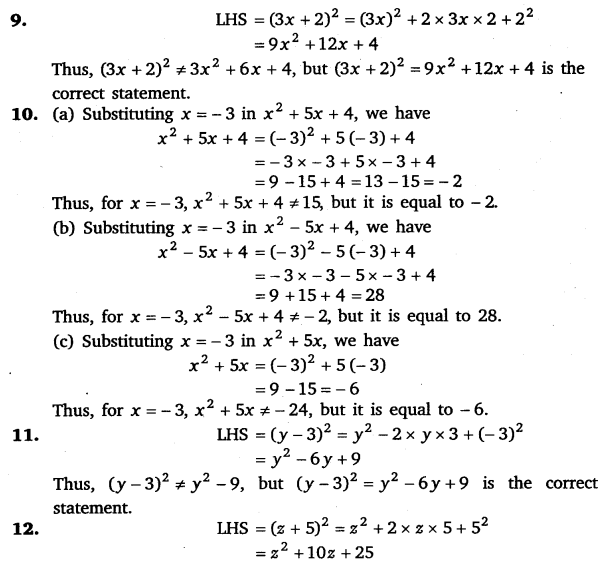 NCERT Solutions for Class 8 Maths Chapter 14 Factorisation 25