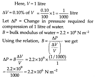 NCERT Solutions for Class 11 Physics Chapter 9 Mechanical properties of solid 15