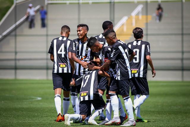 Sub-14 / Atlético x América 02.11.2018 - Campeonato Mineiro Sub-14 2018