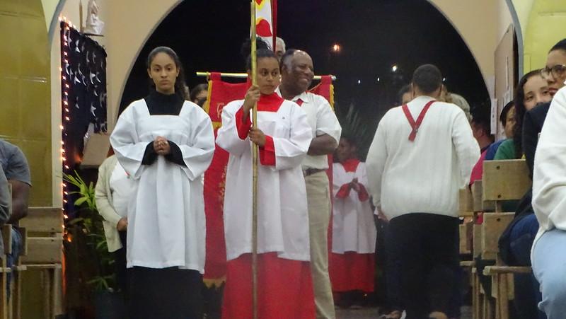 Santa Missa presidida pelo Padre Ítalo Sá
