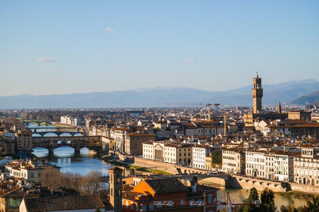 Firenze da Piazzale Michelangelo
