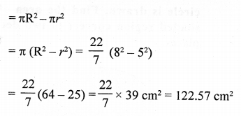 RD Sharma Class 10 Solutions Chapter 13 Areas Related to Circles Ex 13.4 - 37a