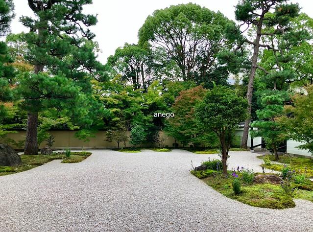 盧山寺 庭園