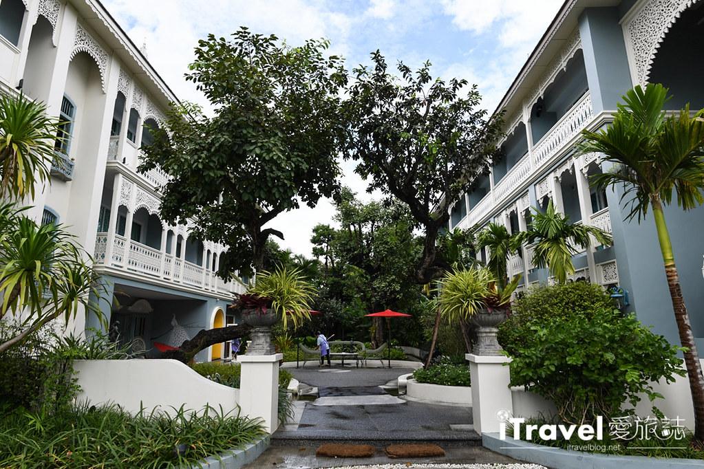 清迈平纳昆河滨饭店 At Pingnakorn Riverside Hotel (5)
