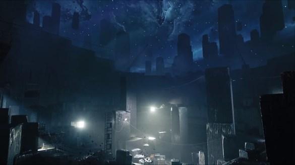 Control - Alien Excavation Site