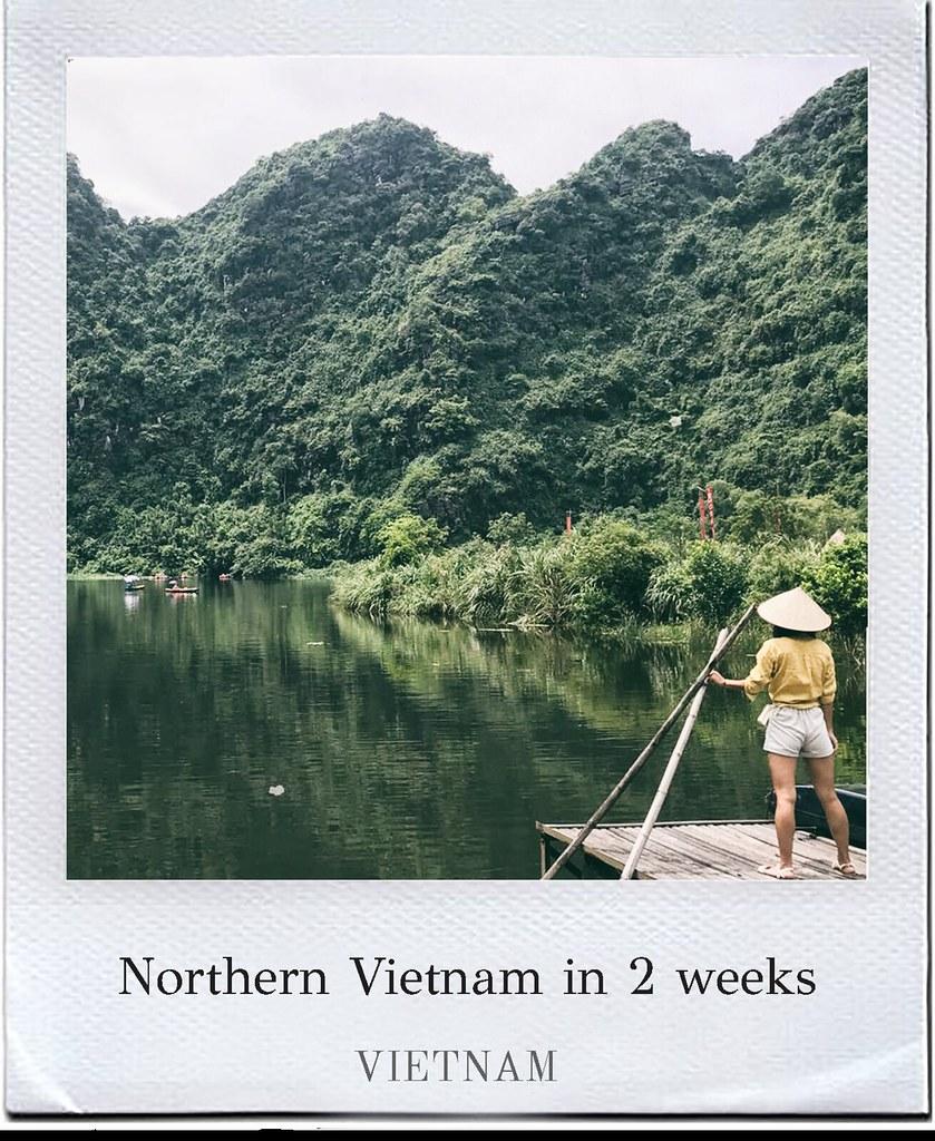 Northern vietnam in 2 weeks