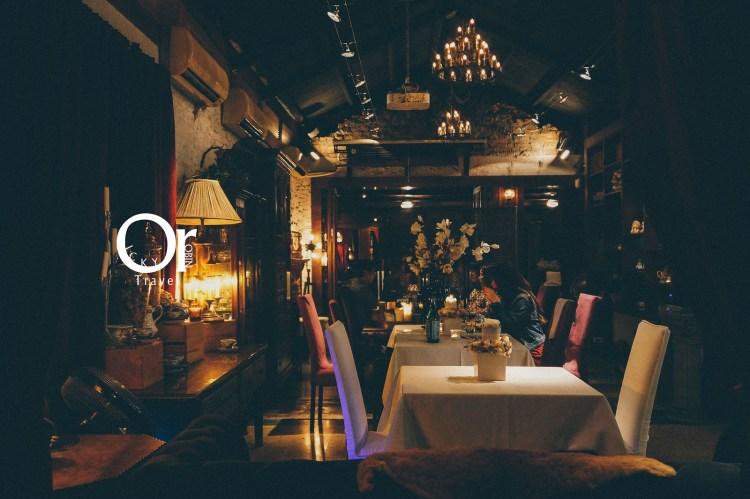 台北歐陸料理 低調優雅,預約制私宅餐廳,都市中世外桃源,約會餐廳生日慶祝-桂香 – 私宅 Flower No'5 RSVP