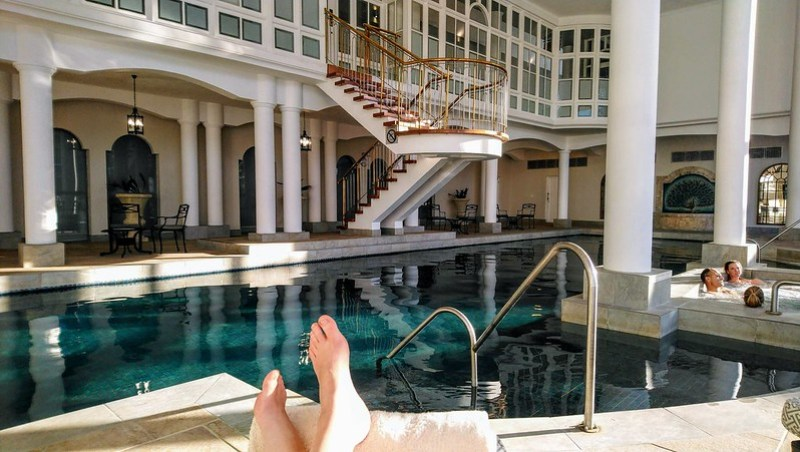 Roman Pool