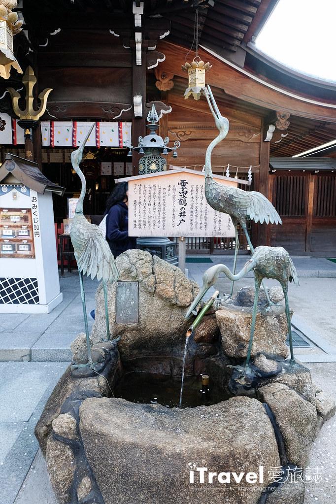 福岡賞櫻景點 櫛田神社 (11)