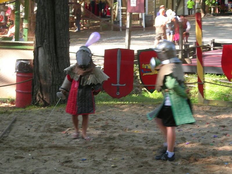 At Bristol Renaissance Faire