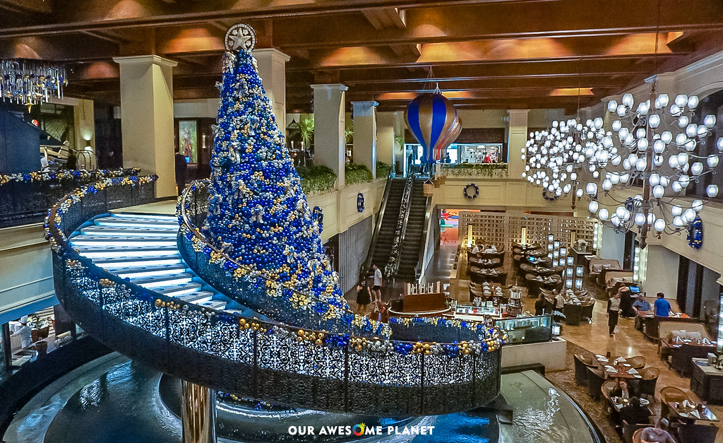 Fresh Christmas Tree Philippines.Christmas 2018 Manila Staycation And Buffet Ideas Our