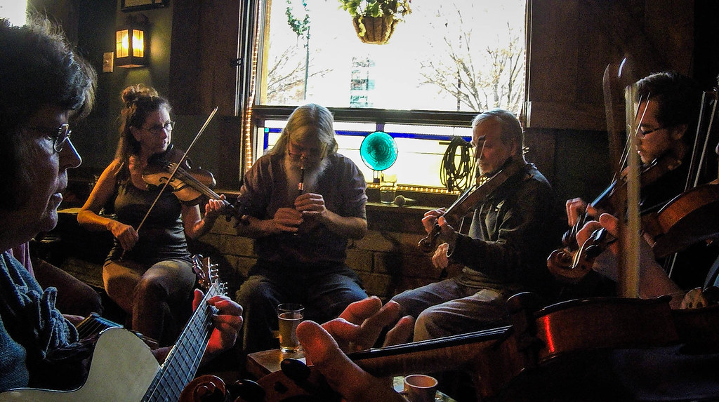 Jack of the Wood Irish Music Session-017