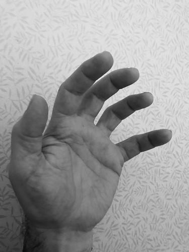 Hand by DJ Lanphier