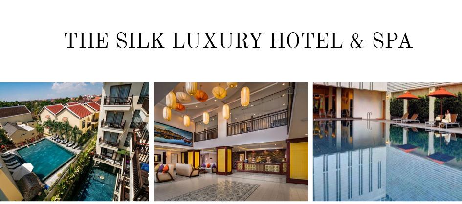Silk Luxury Hotel & Spa