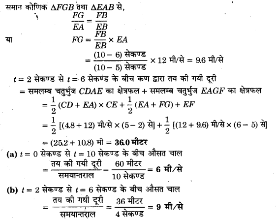UP Board Solutions for Class 11 Physics Chapter 3 Motion in a Straight Line 27b