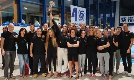 Speciale MasterS, 10° Trofeo Città di Saronno: 2 record e vittoria per la B.Fit Legnano