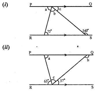 Selina Concise Mathematics Class 6 ICSE Solutions - Properties of Angles and Lines (Including Parallel Lines)-r3