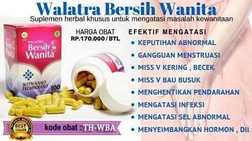 Herbal Bersih Wanita