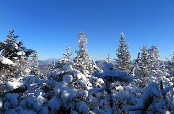 Mt. Starr King Winter Summit