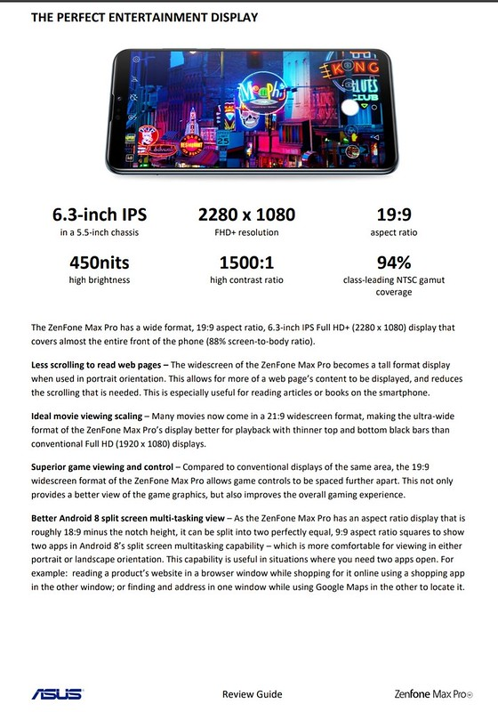 Longer Ragnarok Game Time + Productivity with Asus Zenfone MAX PRO M2 |