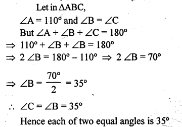 Selina Concise Mathematics Class 6 ICSE Solutions - Triangles (Including Types, Properties and Constructions) -2