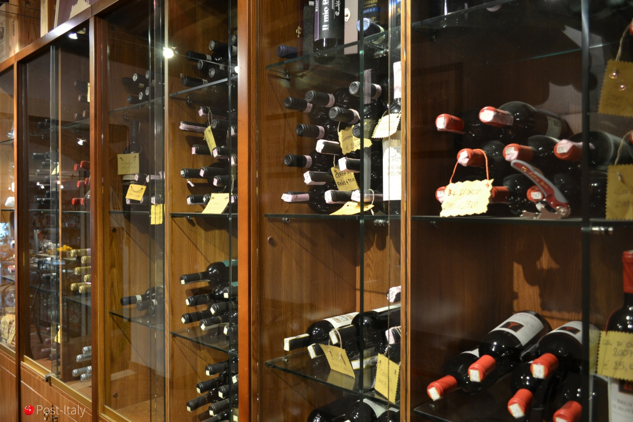 Como degustar e combinar vinhos italianos