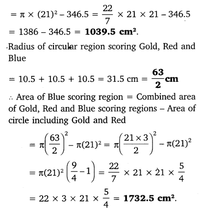 NCERT Solutions for Class 10 Maths Chapter 12 Areas Related to Circles 3