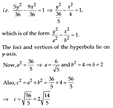 NCERT Solutions for Class 11 Maths Chapter 11 Conic Sections 39