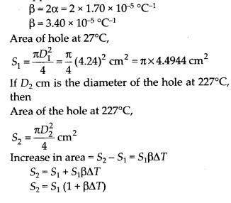 NCERT Solutions for Class 11 Physics Chapter 11Thermal Properties of matter 5