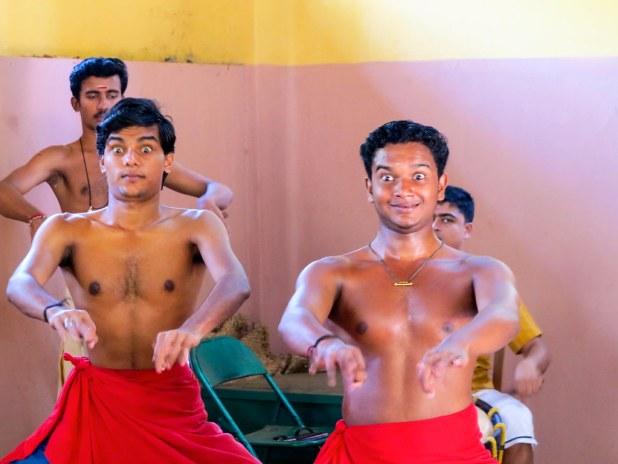 Baile en Kerala