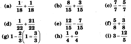 NCERT Solutions for Class 6 Maths Chapter 7 Fractions 67