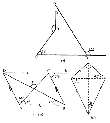 ML Aggarwal Class 9 Solutions for ICSE Maths Chapter 13 Rectilinear Figures  ct 4