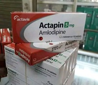 Kategori 9 Obat Penurun Darah Tinggi di Apotik Tekanan 180/120 mmHg