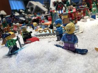 Poblado Navidad 6